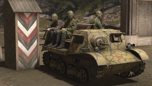 Heroes & Generals New Update Brings Game Changing Squad System and More