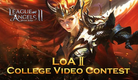 League of Angels II College Video and Cosplay Contest
