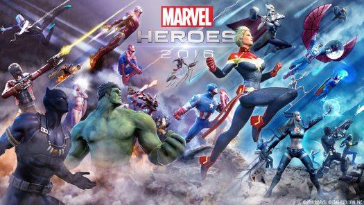 Ubitus Tech Allows for InstaPlay of Gazillion's Marvel Heroes 2016