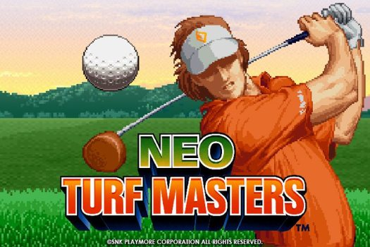 NEO TURF MASTERS Available Soon for Mobile Devices