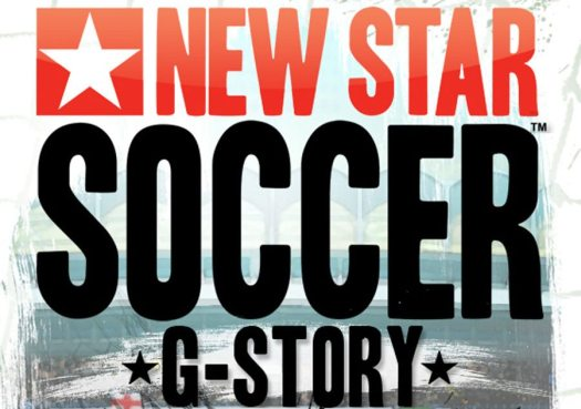 New Star Soccer G-Story Interactive Game Story