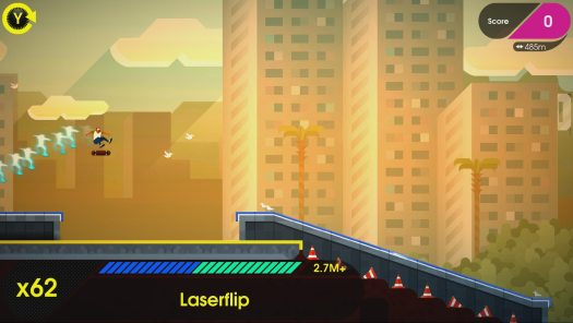 OlliOlli: Epic Combo Edition Review for PS4