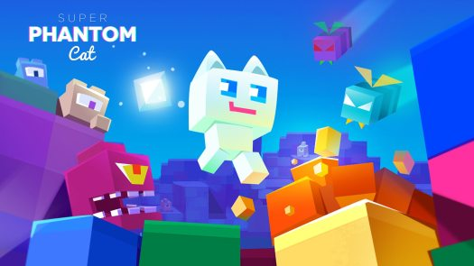Super Phantom Cat Bounces Past 400,000 Downloads & Lands on Android TV