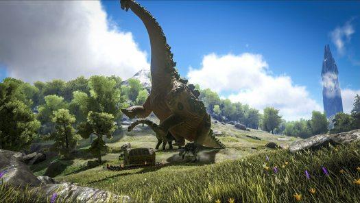 ARK: Survival Evolved Reveals Huge Content Updates at E3 2016