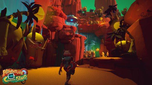 Skylar & Plux: Adventure on Clover Island New Gameplay Footage