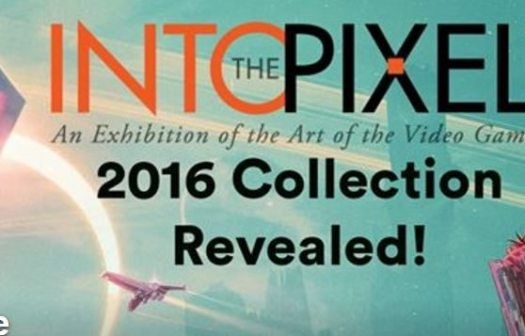 2016 Into the Pixel Jury Panel Announces Video Game Art Collection