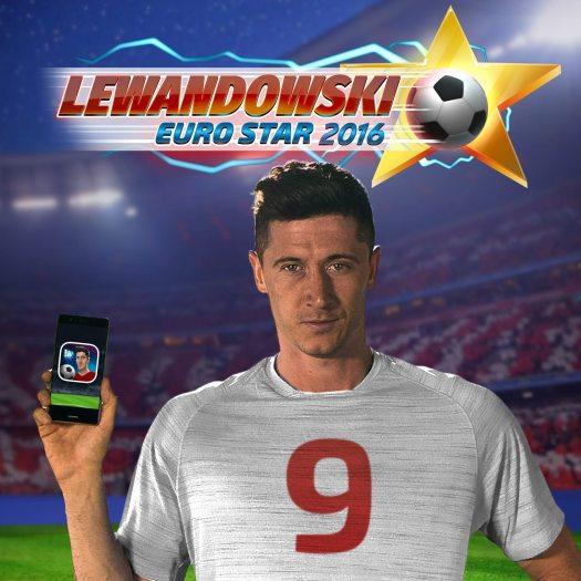 Lewandowski: Euro Star 2016 Challenges Fans to a Keepie-Uppie Competition