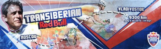 Nexway Supports Pascal Pich on Red Bull Tran-Siberian Extreme Race