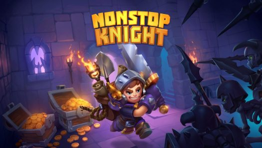NONSTOP KNIGHT Registers Most Successful Launch in Flaregames' History