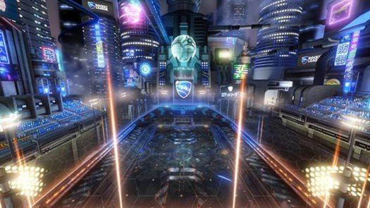 Rocket League Announces Biggest Update Ever NEO TOKYO