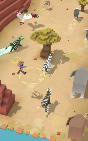 RODEO STAMPEDE by Crossy Road Publisher Coming June 23