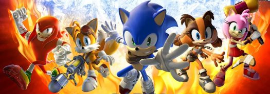 SEGA Brings Sonic Boom: Fire & Ice to E3 and Reveals Exclusive Launch Edition
