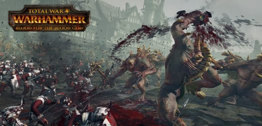 Total War: WARHAMMER New Blood for the Blood God DLC Now Out