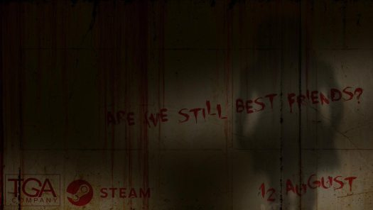 YOU DESERVE Horror Game Releases on Steam this August