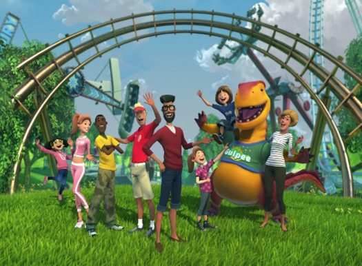 Planet Coaster Launches Today on Steam