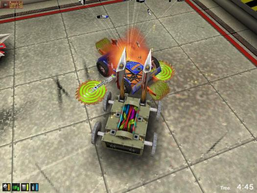 Robot Arena III PC REVIEW