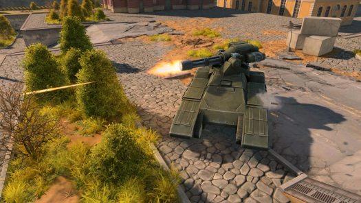 TANKI X Tank Action MMO Heading into Open Beta Soon