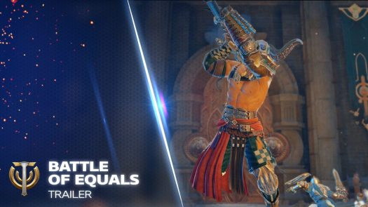 SKYFORGE Battle of Equals Event Begins Today