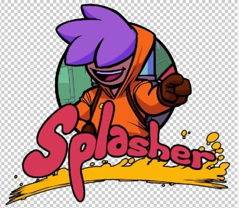 SPLASHER New Gameplay Video Released