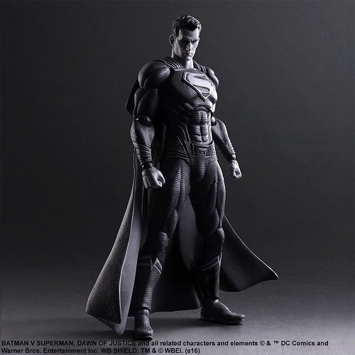 Exclusive Batman v Superman: Dawn of Justice Play Arts -KAI- Action Figure Unveiled for NYCC 2016