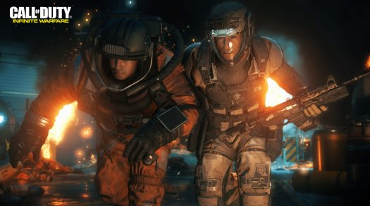 Call of Duty: Infinite Warfare Now Available Worldwide