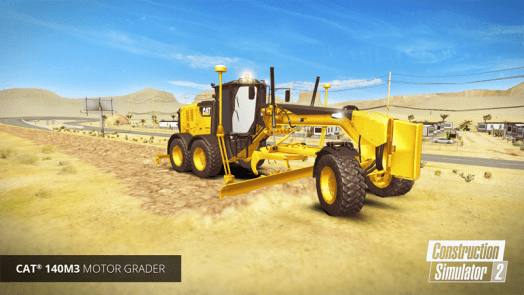 Construction Simulator 2 Available Now in App Store and Google Play