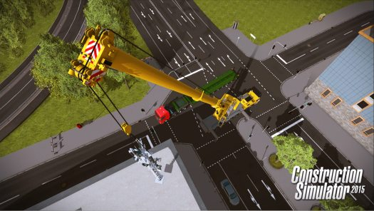 Construction Simulator 2015 New DLC Features Heavy Haulage Missions