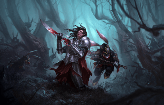 HEX: SHARDS OF FATE Herofall Set Announced