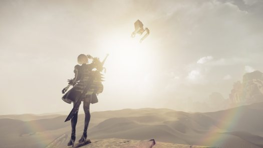 NieR: Automata Heading to Steam & PS4 Early 2017