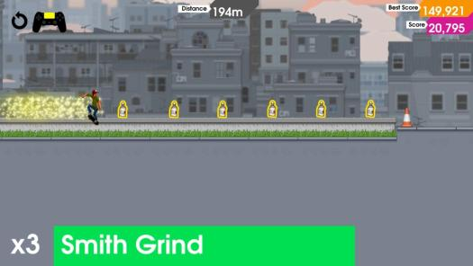 OlliOlli: Epic Combo Edition Grinds Exclusively on PS4 at Retail on Aug. 9