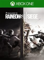 Rainbows Six Siege Xbox One Box Art Gaming Cypher
