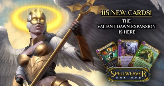 SPELLWEAVER Valiant Dawn Expansion Now Available