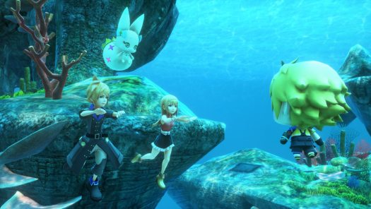 WORLD OF FINAL FANTASY Showcases Tons of Screenshots