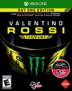 Boxshot Wizard file used for creating global boxshotsValentino Rossi The Game Now Available on PC and Consoles