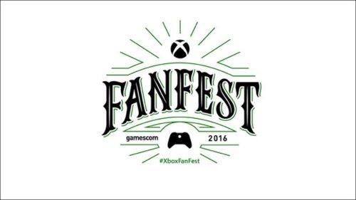 Xbox FanFest at gamescom 2016 Details