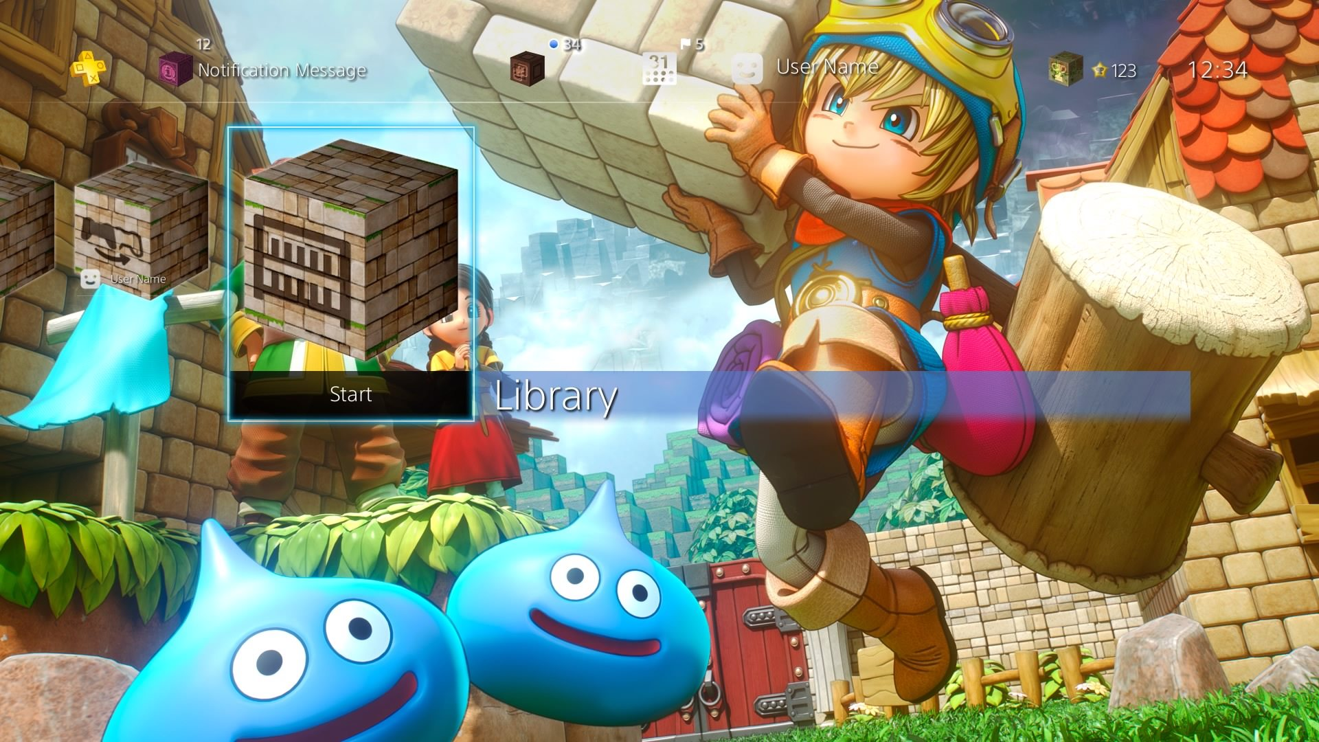 Dragon Quest Builders Special Building Recipes Announced