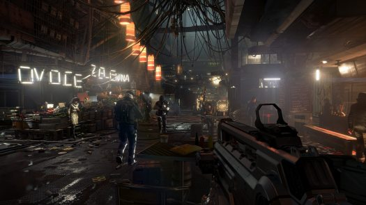 Deus Ex: Mankind Divided is Coming to the PlayStation 4 Pro