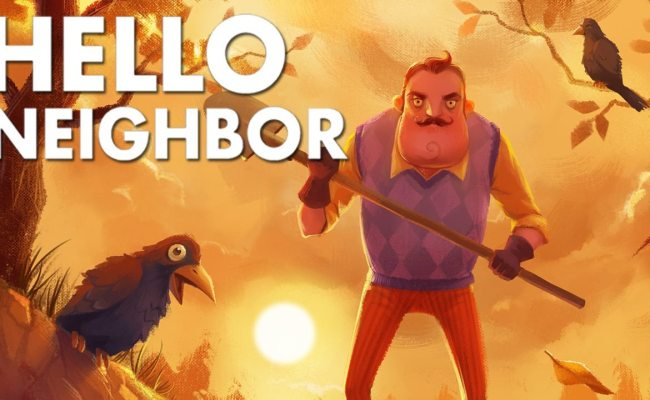 Hello Neighbor Alpha 2 By Tinybuild Now Live New Trailer
