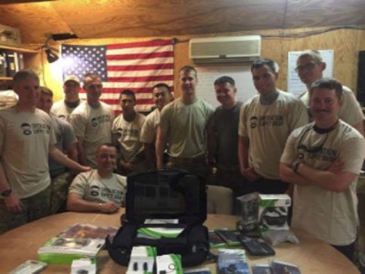 Operation Supply Drop Announces 2nd Annual VETOBER Campaign