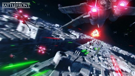 STAR WARS BATTLEFRONT DEATH STAR Expansion Pack Now Out