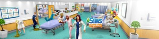 The Sims FreePlay Adds Doctor Doctor Update