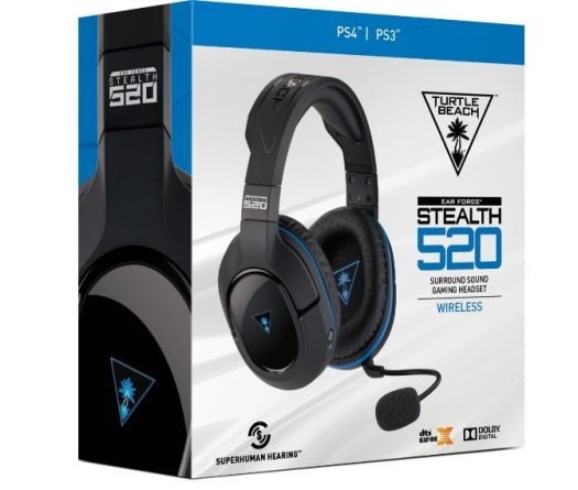 Turtle Beach Launching All-New STEALTH and 100% Wireless Gaming Headsets for PS4 and Xbox One Oct. 2