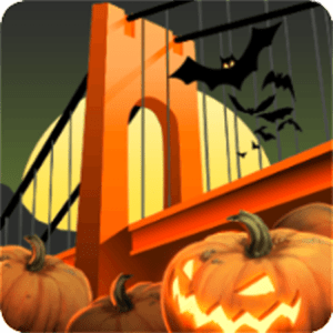 Bridge Constructor Halloween Update Features 5 New Spooky Levels and Coach of the Dead