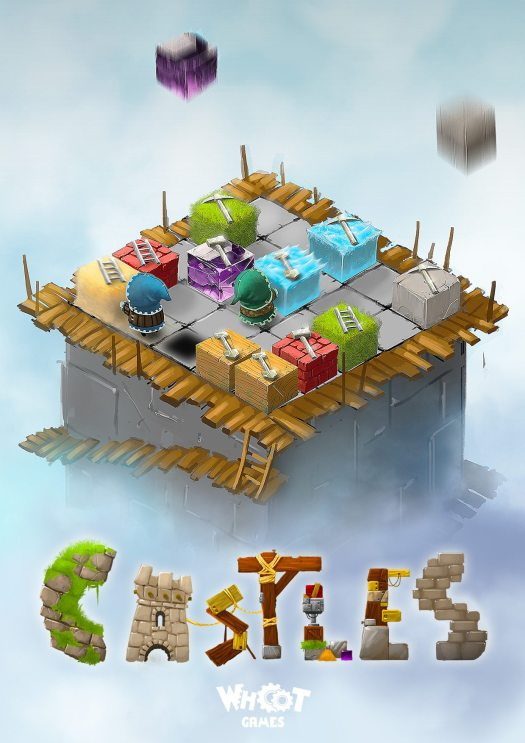 CASTLES Action Puzzle Game Launching Today on Xbox One