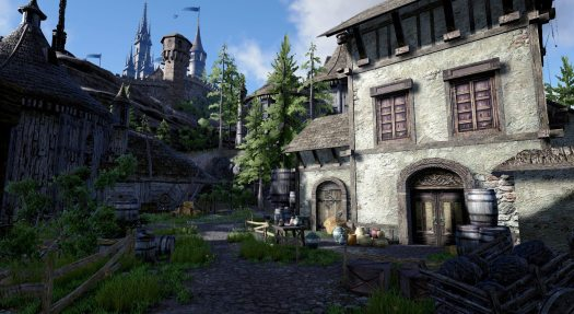 DARK AND LIGHT Multiplayer Survival Game New Details and Screenshots Revealed