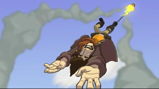 Deponia Release Date Announced for PS4 by Daedalic