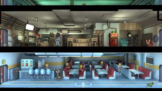 Fallout Shelter Update 1.8 Released