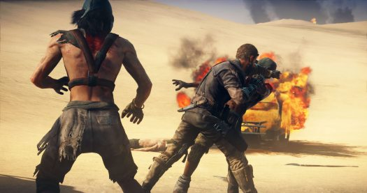 Mad Max Now Available for Mac and Linux