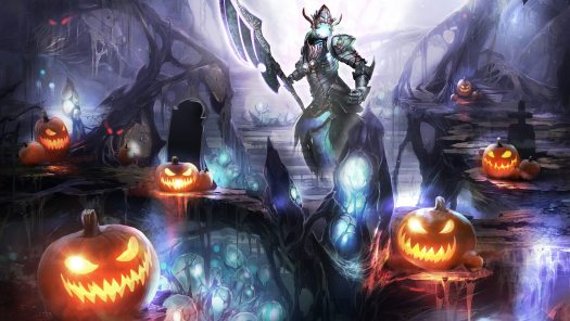 SACRED LEGENDS New Monsters of Halloween Update Now Available