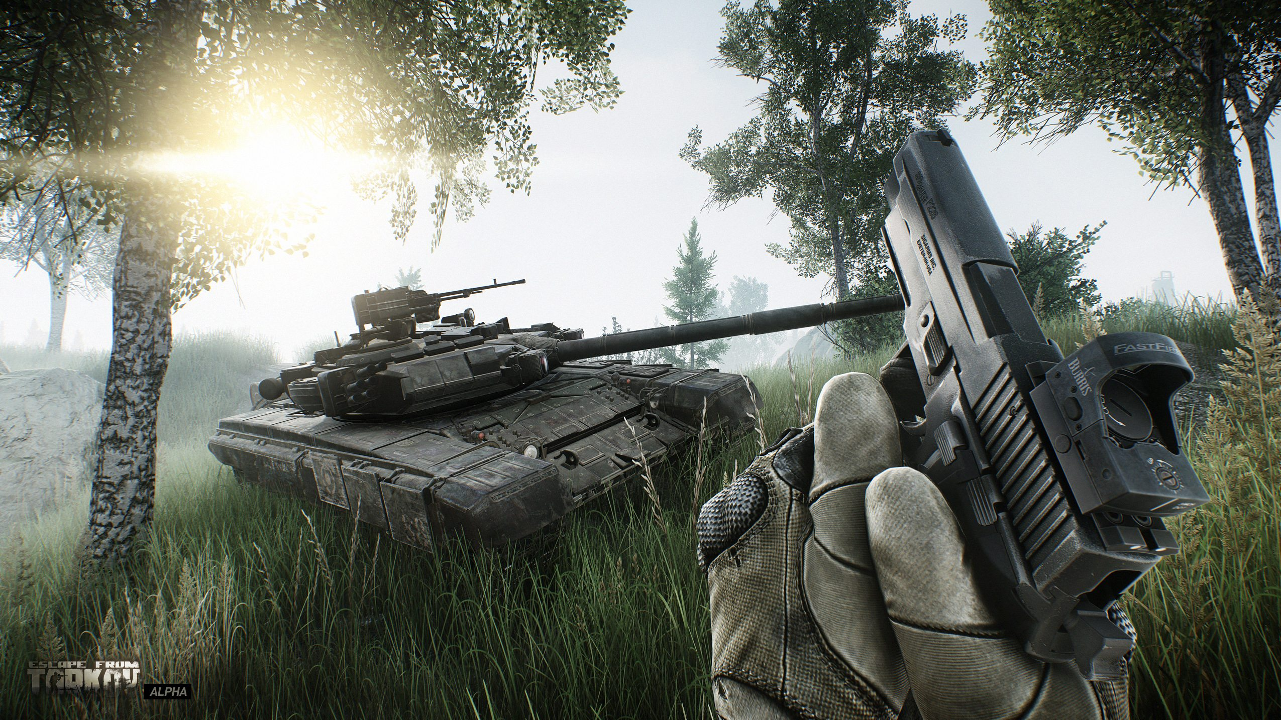 Escape From Tarkov Releases New Screenshots - Gaming Cypher
